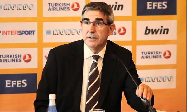 Μπερτομέου: «Η FIBA δημιουργεί δύο κατηγορίες παικτών»