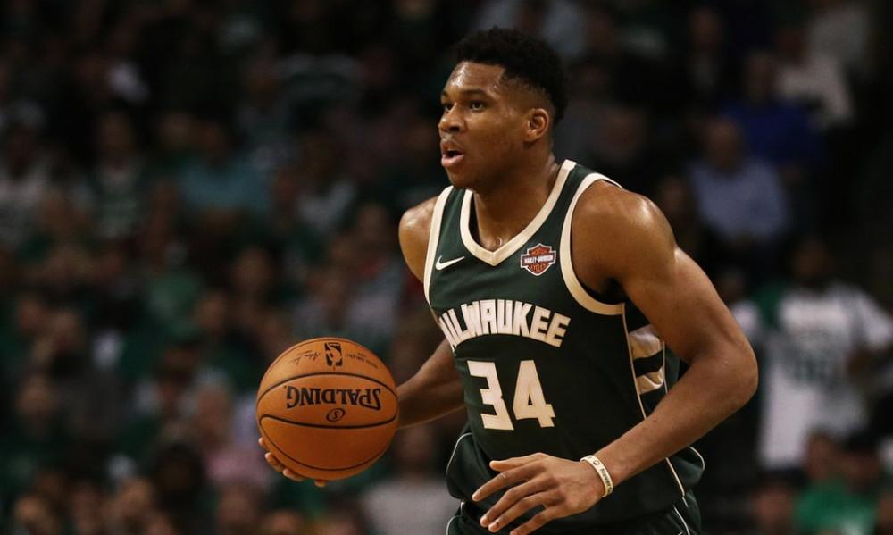 NBA: Απολαυστικός Αντετοκούνμπο στο Top 10 με διπλή παρουσία (video)