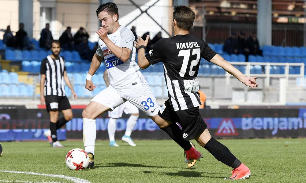 ΠΑΣ Γιάννινα-Παναιγιάλειος 3-0: Πήρε... μπροστά και στο Κύπελλο Ελλάδας