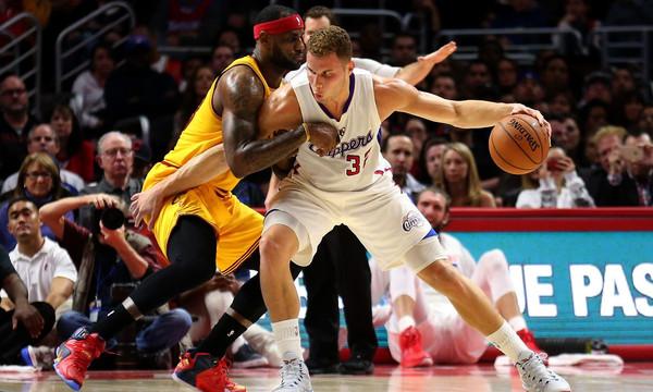 NBA: Επική καρφωματάρα Γκρίφιν στο Top 10 (video)