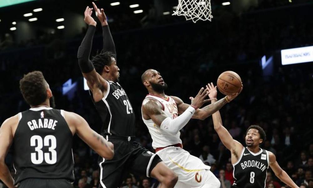 NBA: Βαριά ήττα για Καβαλίερς