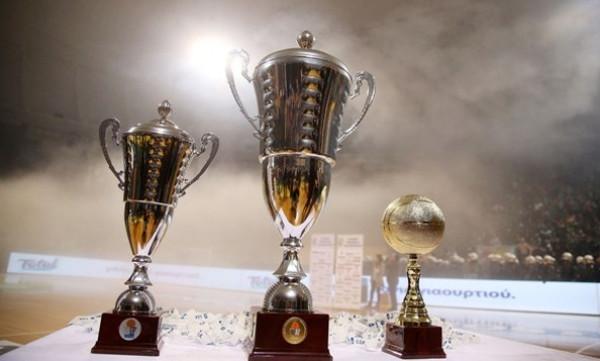 Το πρόγραμμα των ημιτελικών του Κυπέλλου Ελλάδας
