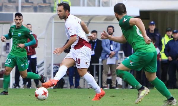 ΑΕΛ-Λεβαδειακός 1-0: Ναζλίδης και… ξερός!