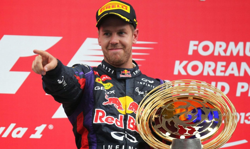 Formula 1: Ο Φέτελ την pole position