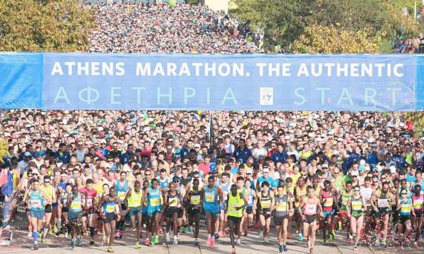 Αυθεντικός Μαραθώνιος Αθήνας: Η κοινωνική προσφορά της διοργάνωσης