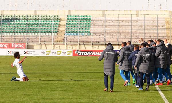 Ξάνθη-Ατρόμητος 0-2: Τα γκολ και οι φάσεις του αγώνα