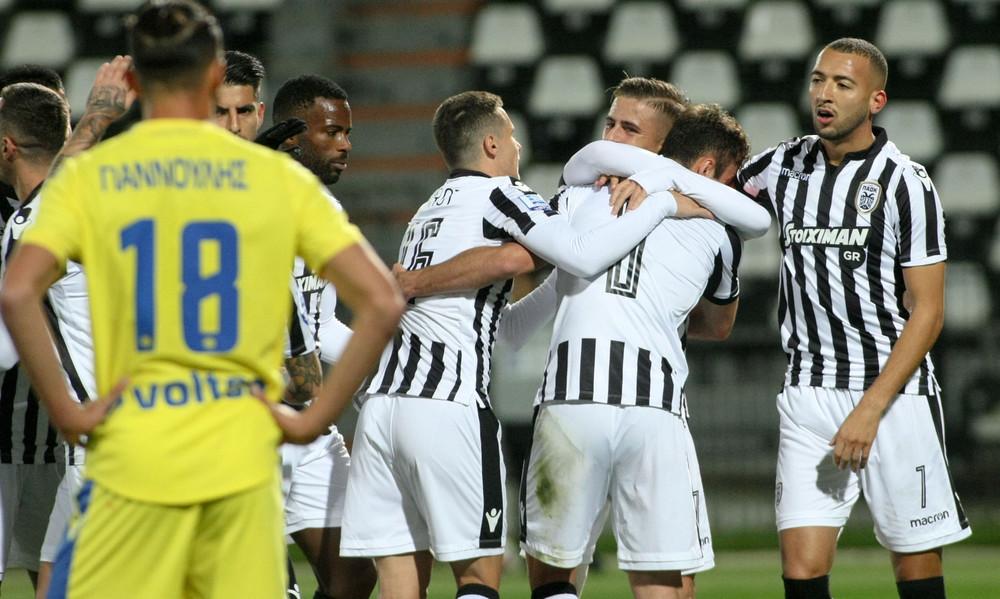 ΠΑΟΚ-Αστέρας Τρίπολης 2-0: Ο Μαουρίσιο πήρε μπρος!