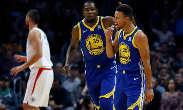 NBA: Ξέσπασαν στους Κλίπερς οι «Πολεμιστές»