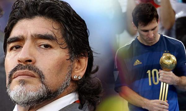 Χαμός στην Αργεντινή με το ξέσπασμα του Μαραντόνα!