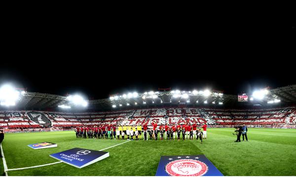 Κίνδυνος «καμπάνας» για Ολυμπιακό από την UEFA (pics)