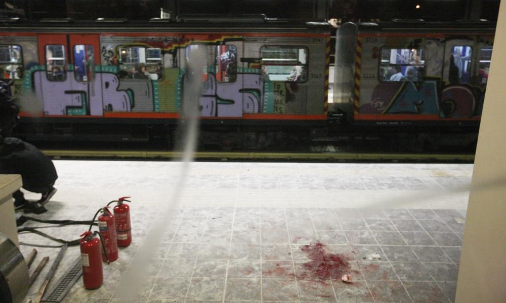 ΑΕΚ-Μίλαν: Ανατριχιαστικές φωτογραφίες από τα επεισόδια
