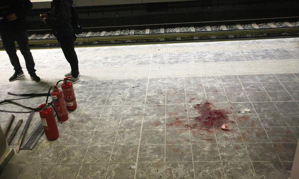 ΑΕΚ-Μίλαν: Εννιά τραυματίες από τα επεισόδια στον Ηλεκτρικό