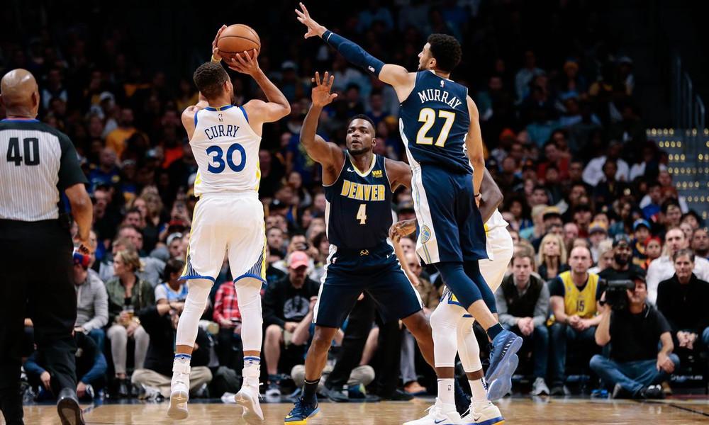 NBA: Αγριεμένοι και… ασταμάτητοι οι Ουόριορς!