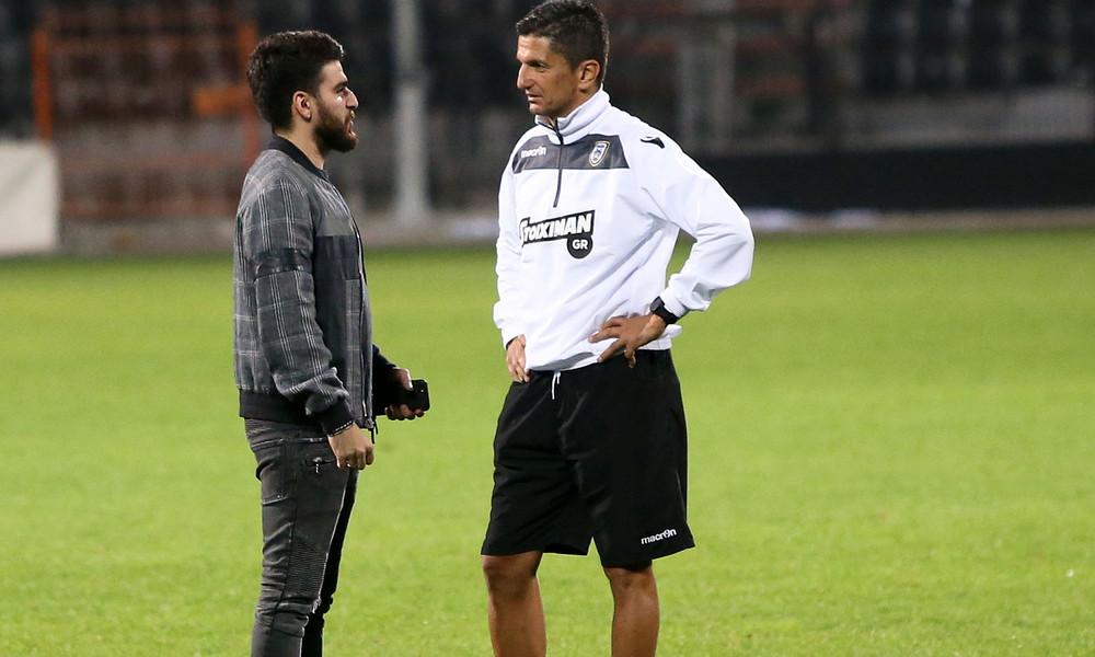 ΠΑΟΚ: «Το πρόβλημα δεν είναι ο προπονητής, μέχρι τέλους με Λουτσέσκου»!