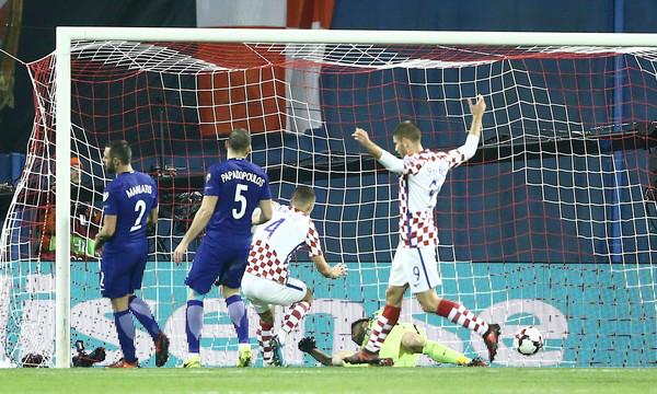 Κροατία - Ελλάδα 4-1: Εθνική απογοήτευση στο πιο κρίσιμο ραντεβού