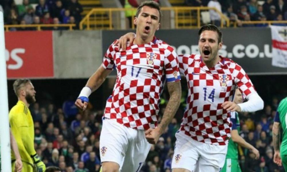 Κροατία-Ελλάδα: Νοκ άουτ ο Μάντζουκιτς!