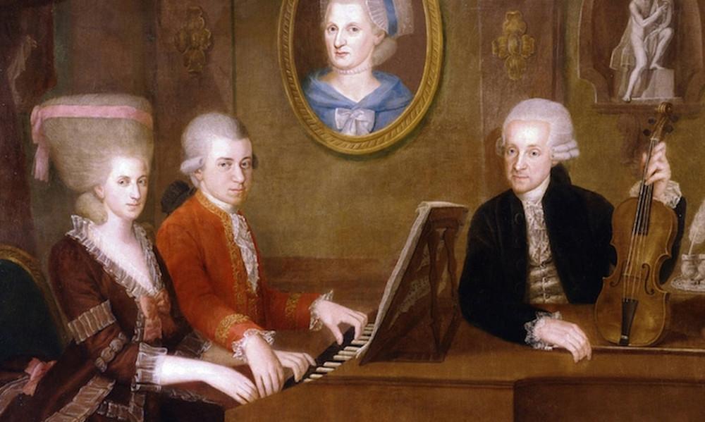 Πώς να ακούγεται άραγε ο ήχος από το γνήσιο πιάνο του Μότσαρτ;