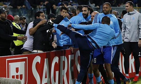 Βαριά «καμπάνα» σε Εβρά από την UEFA! (pic+vid)