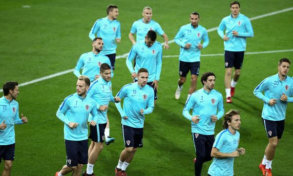 Ελλάδα-Κροατία: Η ενδεκάδα του Ντάλιτς