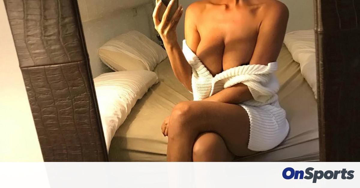 Η καυτή Εύα μοιράζει… πόνο μόνο με την πετσέτα της!