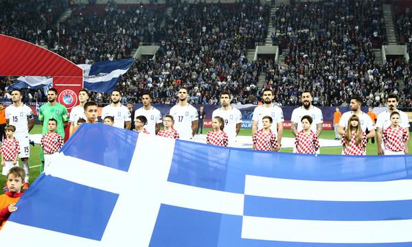 Ελλάδα: Από τον αποκλεισμό του Μουντιάλ στο Nations League!