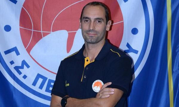 Ο Γιάννης Καλαμπόκης στο τεχνικό τιμ της Εθνικής ομάδας!