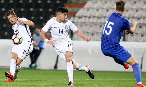 Ευρωπαϊκό Ελπίδων: Όρθια η Εθνική στο ματς-θρίλερ με την Κροατία