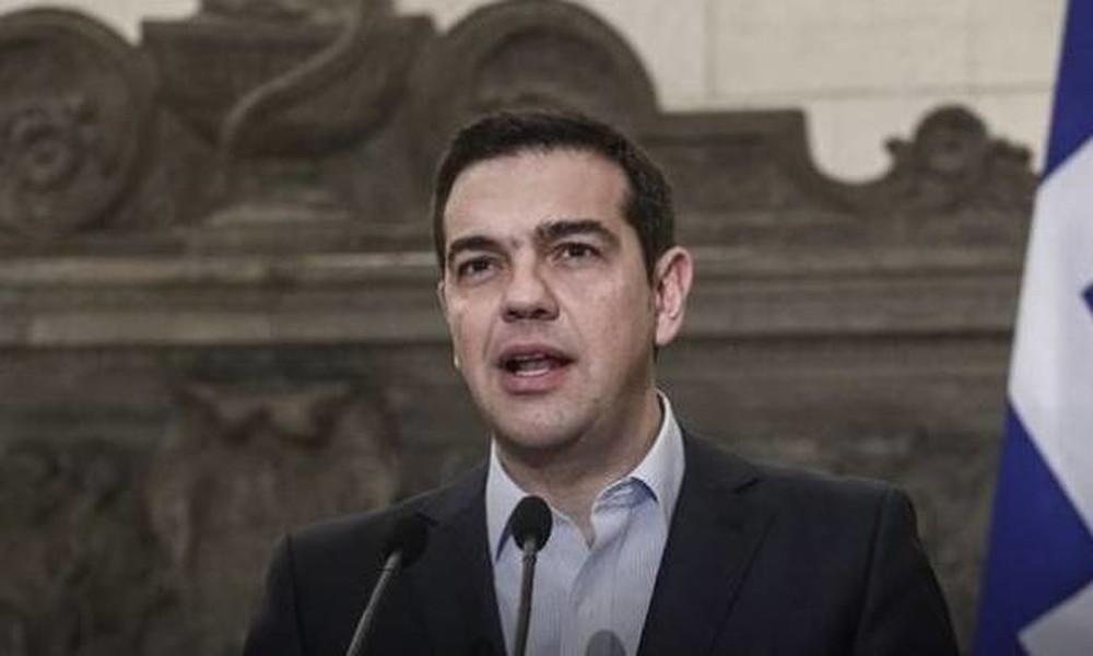Διάγγελμα Τσίπρα: Αποδίδουμε κοινωνικό μέρισμα ύψους 1,4 δισ. ευρώ στους πολίτες (vid)
