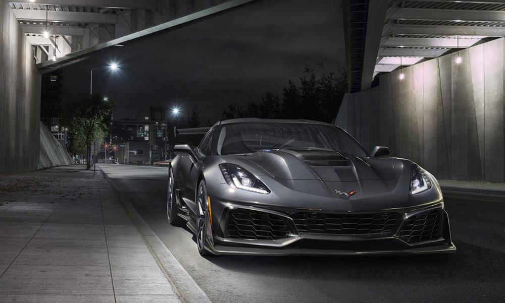 Η πιο γρήγορη Corvette της ιστορίας μπροστά στα μάτια σου!