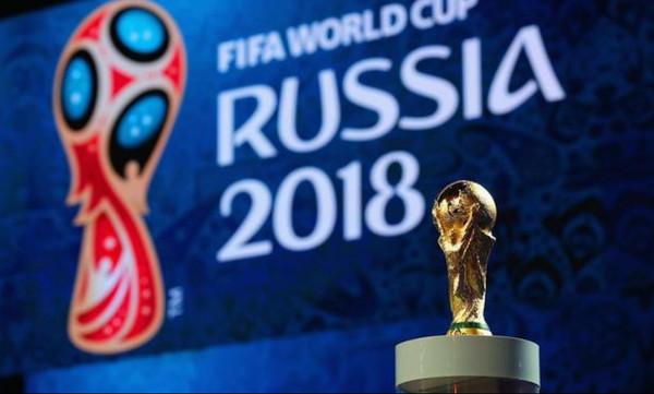 Μουντιάλ 2018: Τα γκρουπ δυναμικότητας του Παγκοσμίου Κυπέλλου της Ρωσίας (pic)