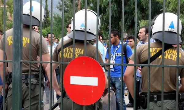 Επεισόδιο στη Θεσσαλονίκη: «Πέσιμο» και «ντου» στον Γραμμένο από οπαδούς του Ηρακλή! (pics, vid)