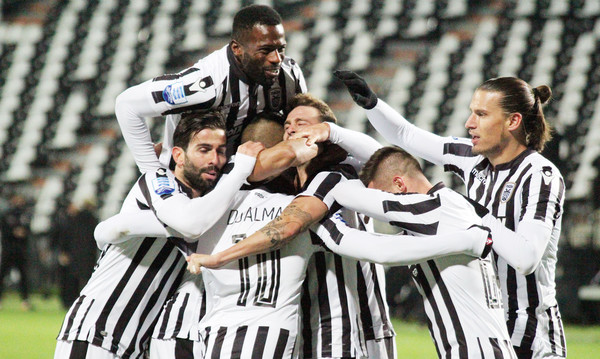 ΠΑΟΚ-Ατρόμητος 2-1: Γκολ και φάσεις του αγώνα