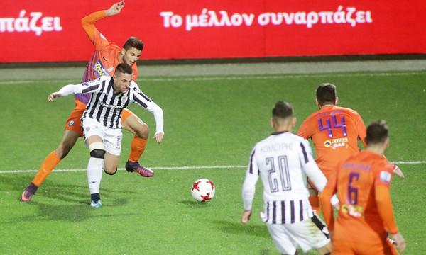 Έτσι σχολίασε ο Σαββίδης το πέναλτι που πήρε ο ΠΑΟΚ με τον Ατρόμητο! (pic)