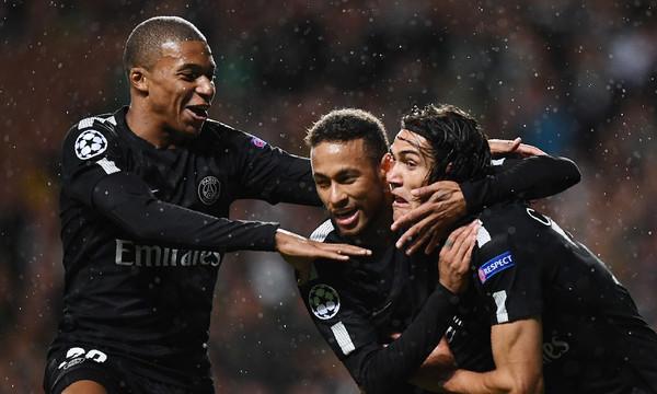 Πολλά γκολ στο Παρκ ντε Πρενς