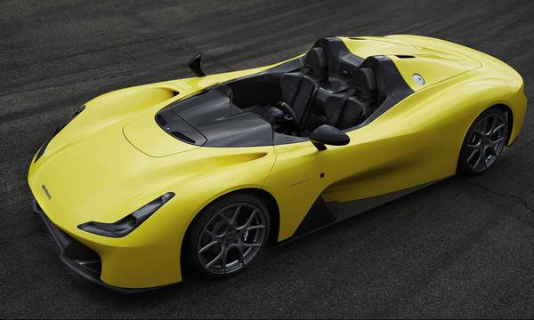 Dallara Stradale: Ένας καλός λόγος για να γίνεις κάγκουρας