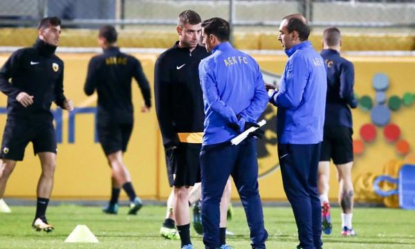 Europa League: Έτοιμη η ΑΕΚ για Ριέκα! (photo)