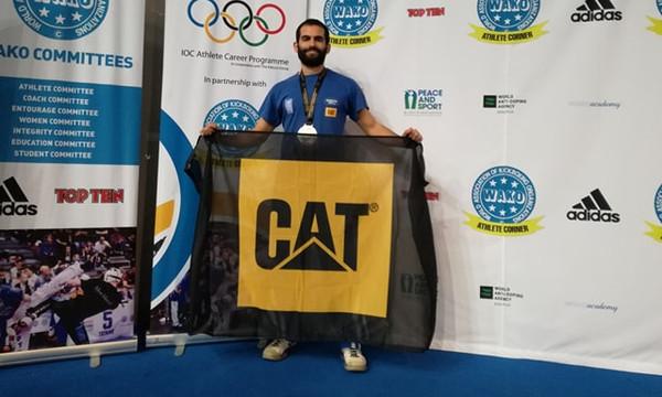 Αργυρό μετάλλιο για το ελληνικό kickboxing (photos)