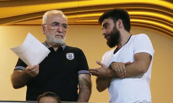 ΠΑΟΚ: Έστειλε μήνυμα για πρωτάθλημα ο Σαββίδης (photos)
