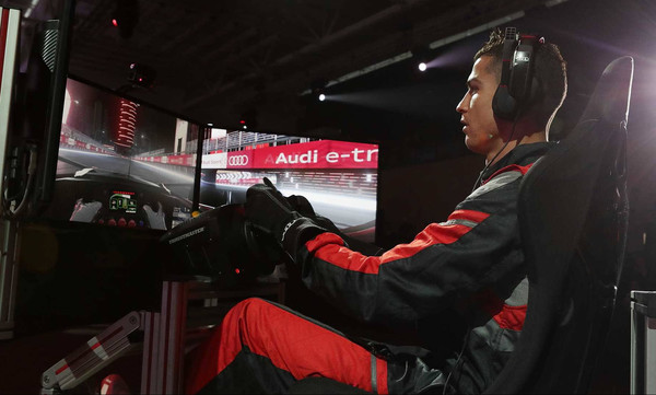 Η Ρεάλ Μαδρίτης «τρέχει» στην Formula 1! (video+photos)