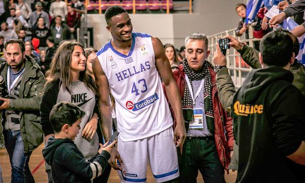 Μουντομπάσκετ: Απολαυστικές στιγμές στα προκριματικά με Τζεντίλε και Αντετοκούνμπο (video)
