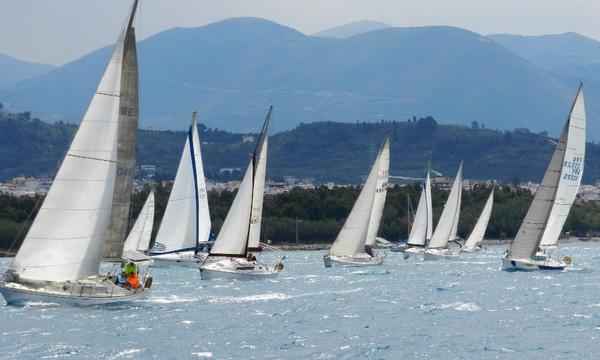 Στην Πάτρα θα διεξαχθεί το Ευρωπαϊκό πρωτάθλημα της κατηγορίας Λέιζερ 4.7