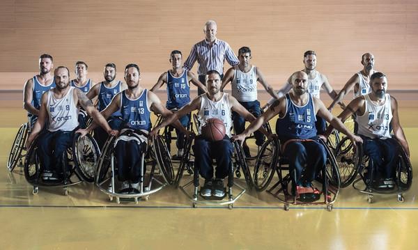 ΟΠΑΠ και Νίκος Γκάλης ενώνουν τις δυνάμεις τους και στηρίζουν το μπάσκετ με αμαξίδιο