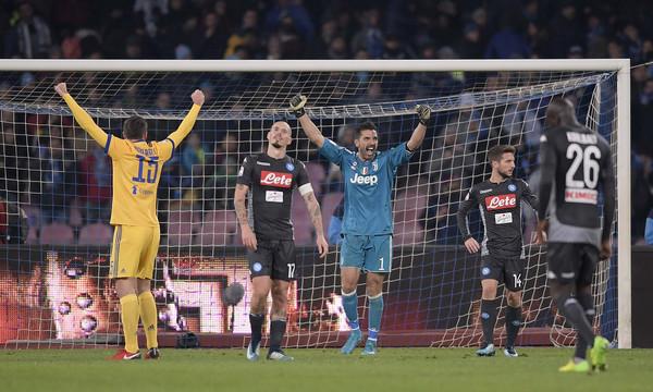 Νάπολι - Γιουβέντους 0-1: Την «σκότωσε» ο πρώην! (video)