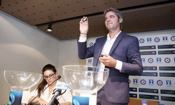 Κύπελλο Ελλάδας: Τα ζευγάρια των «16»