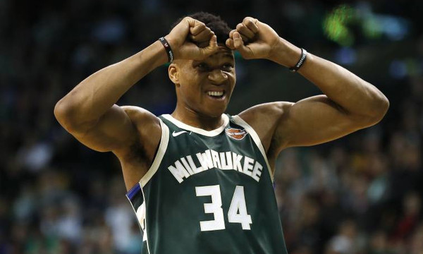 NBA: Το ευχαριστώ Αντετοκούνμπο στους ομογενείς (video)