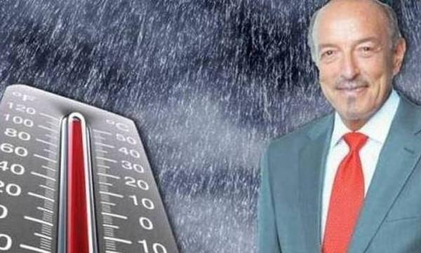 Καιρός: O Τάσος Αρνιακός προειδοποιεί για χιόνια στα ορεινά της Αττικής (video)