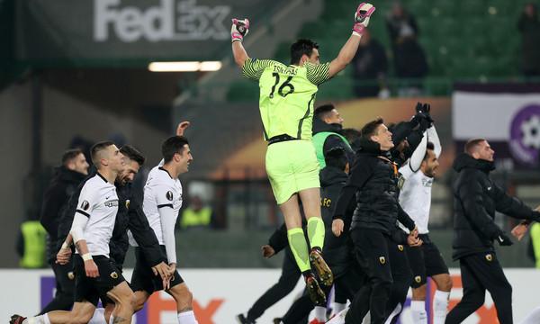 ΑΕΚ: Οι υποψήφιοι αντίπαλοι στους «32» του Europa League