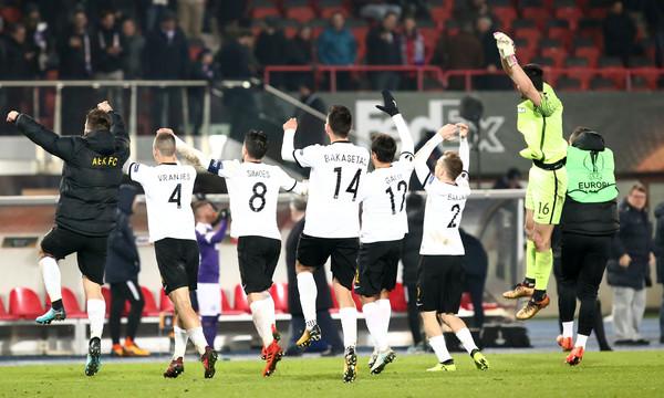 ΑΕΚ: Προσπέρασε Παναθηναϊκό στην UEFA