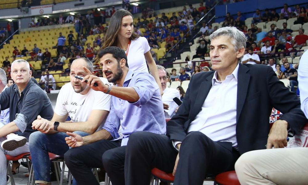 Ο Φασούλας επιστρέφει στον Ολυμπιακό