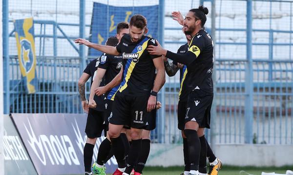 Απόλλων Σμύρνης - Αστέρας Τρίπολης 1-3: Έγραψε ιστορία στη Ριζούπολη!